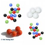 Marbles with 14mm diameter are only...